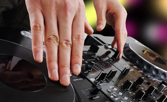 DJ de nunta